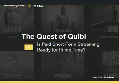 Quibi Launch